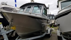 Silver Streak 21 FT RENFREW HARD TOP 2018