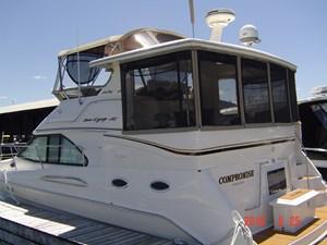 Sea Ray 380 AC 2000