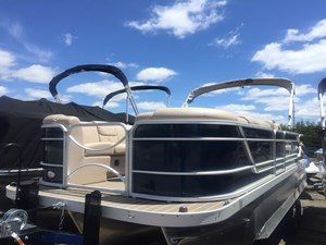 SunCatcher Pontoons by G3 Boats X324RS 2017