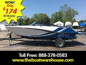 Glastron GTS 205 Mercruiser 250HP Trailer Ext Platform 2018
