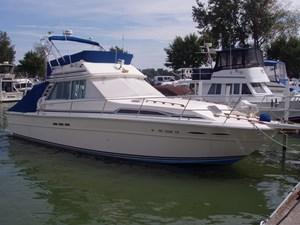 Sea Ray 39SPORTFISH 1985