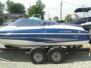 Glastron GLX 185 2008