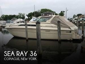 Sea Ray 1981