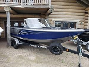 Crestliner 1950 Sportfish SST 2018