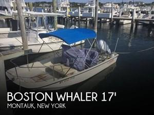 Boston Whaler 1983