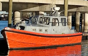 Survey/Work Boat 32' x 8' 1983