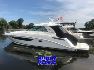 Sea Ray 450 Sundancer 2013