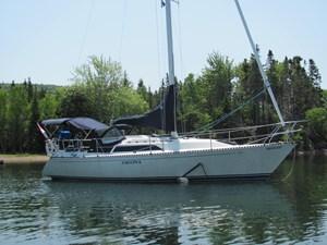 C&C 33 Mark II 1986