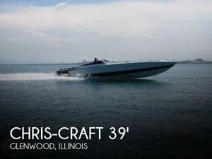 1984 Chris-Craft Stinger 390X