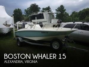 Boston Whaler 2014