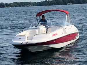 Seaswirl 237 Deck Boat 2006