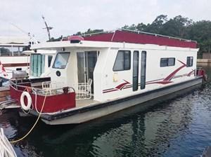Kencraft 48 Housecruiser 2002