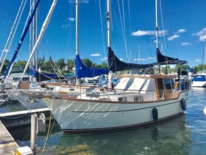 Nauticat 33 1985