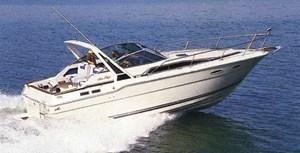 Sea Ray 300 Weekender 1989
