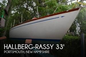 Hallberg-Rassy 1971