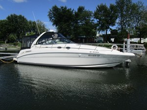 Sea Ray 360 SUNDANCER 2003