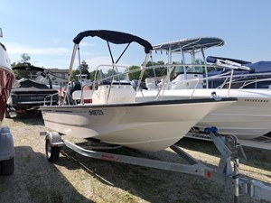 Boston Whaler 170 Montauk 2014