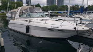 Sea Ray 310 Sundancer 2000