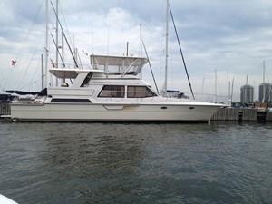 Dyna Cockpit Motor Yacht 1989