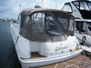 Sea Ray 380 Sundancer 1999
