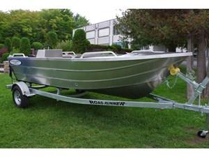 Silver Streak Boats Open Challenger 16' 2019