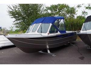 Silver Streak Boats Soft Top Carmanah 2019
