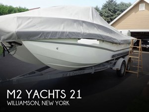 M2 Yachts 2007