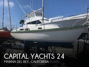 Capital Yachts 1981