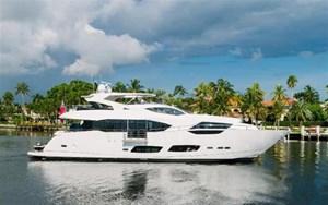 SUNSEEKER 95 Yacht 2017