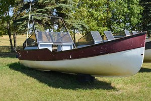 Lake Winnipeg Boat Works 20 FT Yawl 2000