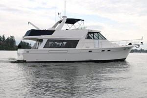 Bayliner 4788 Pilothouse Motoryacht 1998