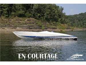 Outerlimits Offshore Powerboats SL36 2014