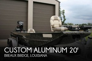Custom Aluminum 2015