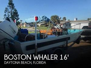 Boston Whaler 1973