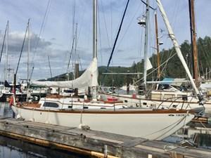 Columbia Yacht sloop 1965