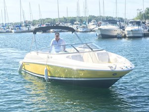 Regal 2400 Bowrider 2007