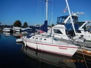 Canadian Sailcraft CS30 1986