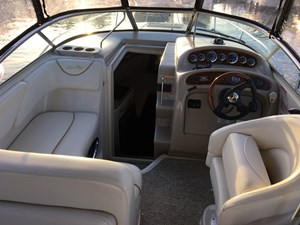 Sea Ray Sundancer 240 2002
