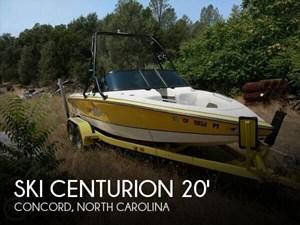 Ski Centurion 2002