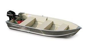 Princecraft Utility Boats 2018