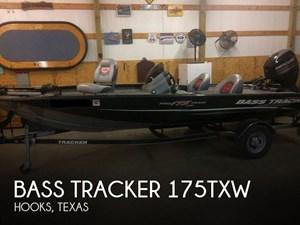 Bass Tracker Pro 175TXW 2014 Used Boat for Sale in Hooks
