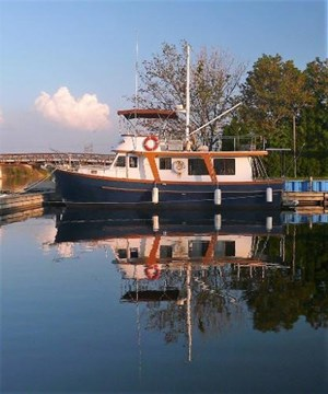 Trawler Whittholz Europa Sedan 1978
