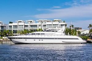 Mangusta Express Motor Yacht 1995