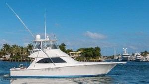Viking Yachts Convertible 2013