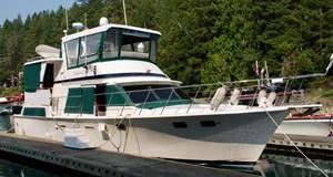 Lien Hwa Motor Yacht 1987