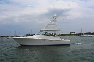 Viking Yachts 42' Open 2014