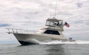 Viking Yachts 38 Convertible 1990