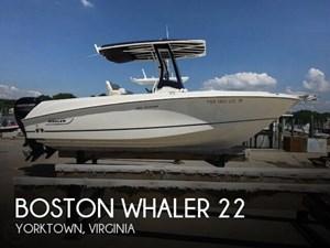 Boston Whaler 2015