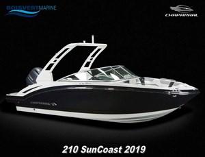 Chaparral 210 SunCoast O/B 2019