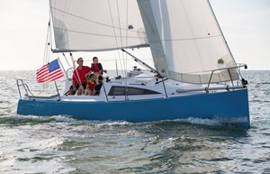 2018 Catalina 275 Photo 1